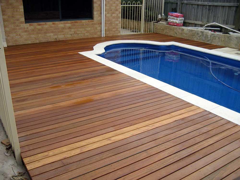 Stylish Epoxy Deck Coating