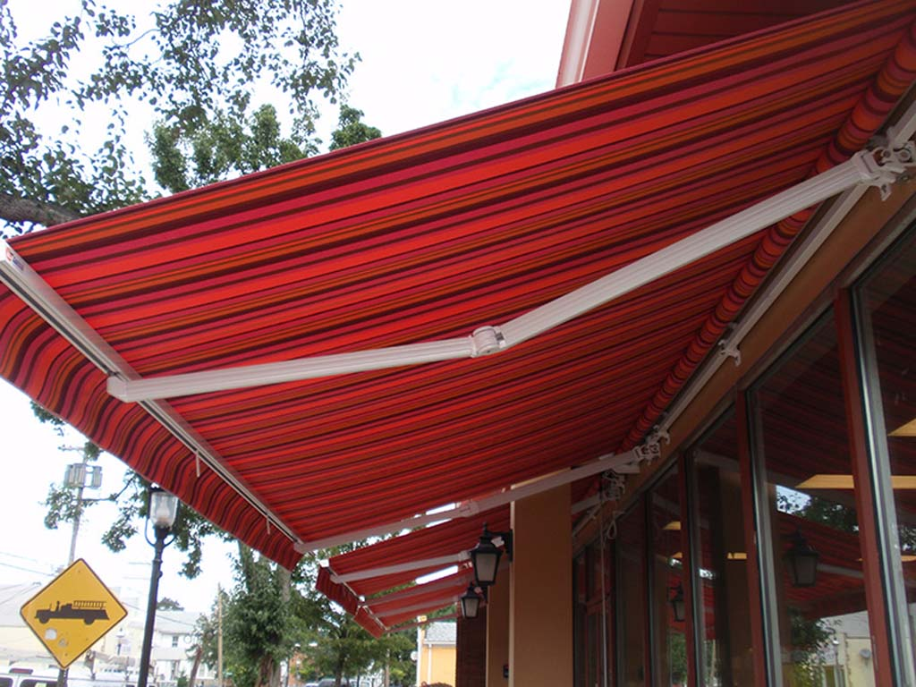 Sunbrella Retractable Awning Stripes