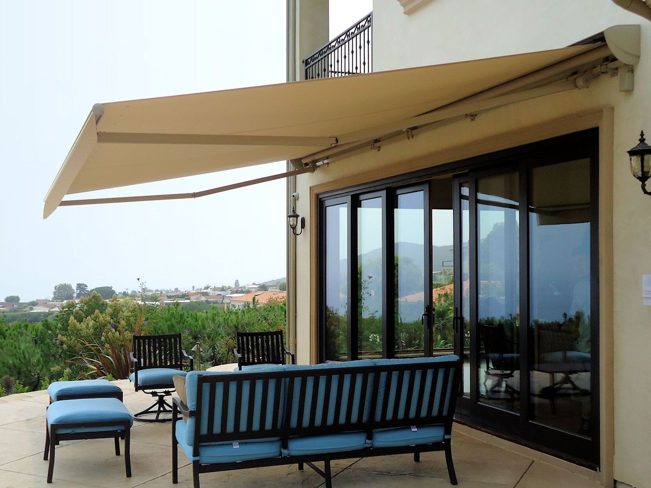 Sunbrella Retractable Awning