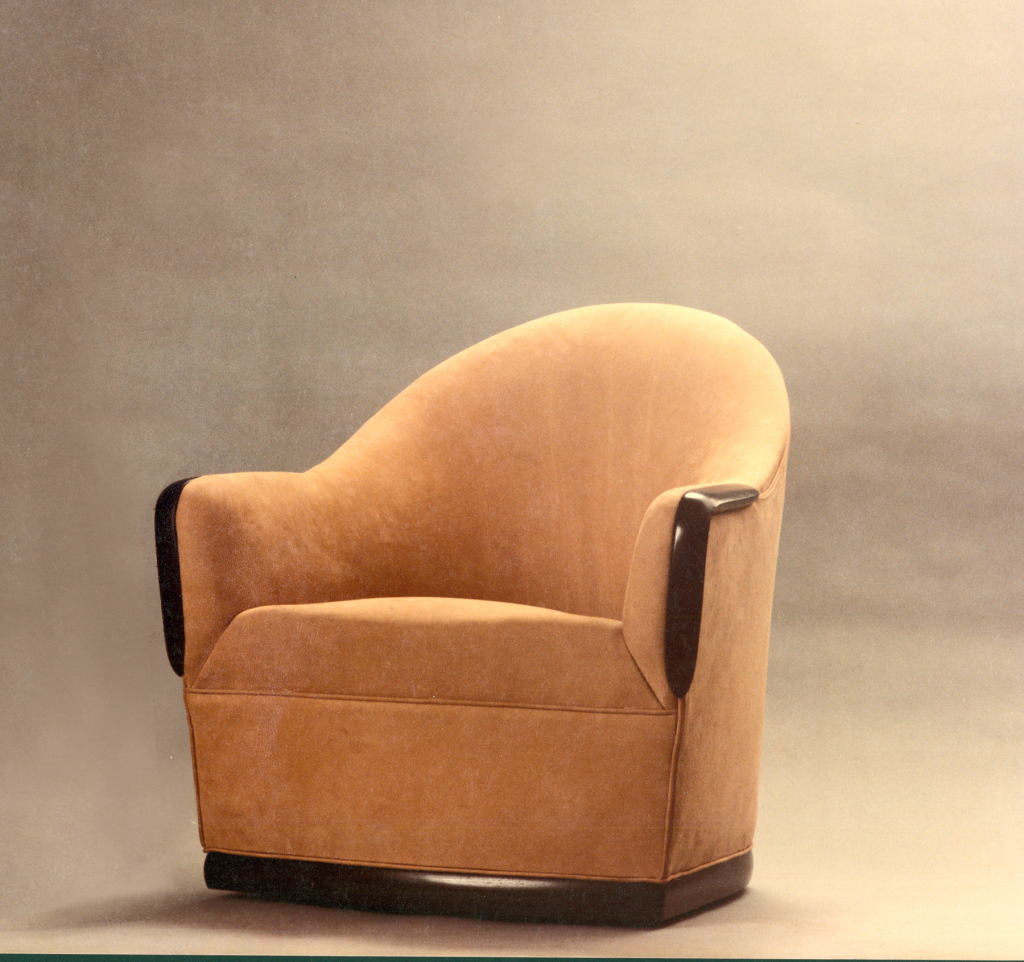 Image of: swivel barrel chair ideas