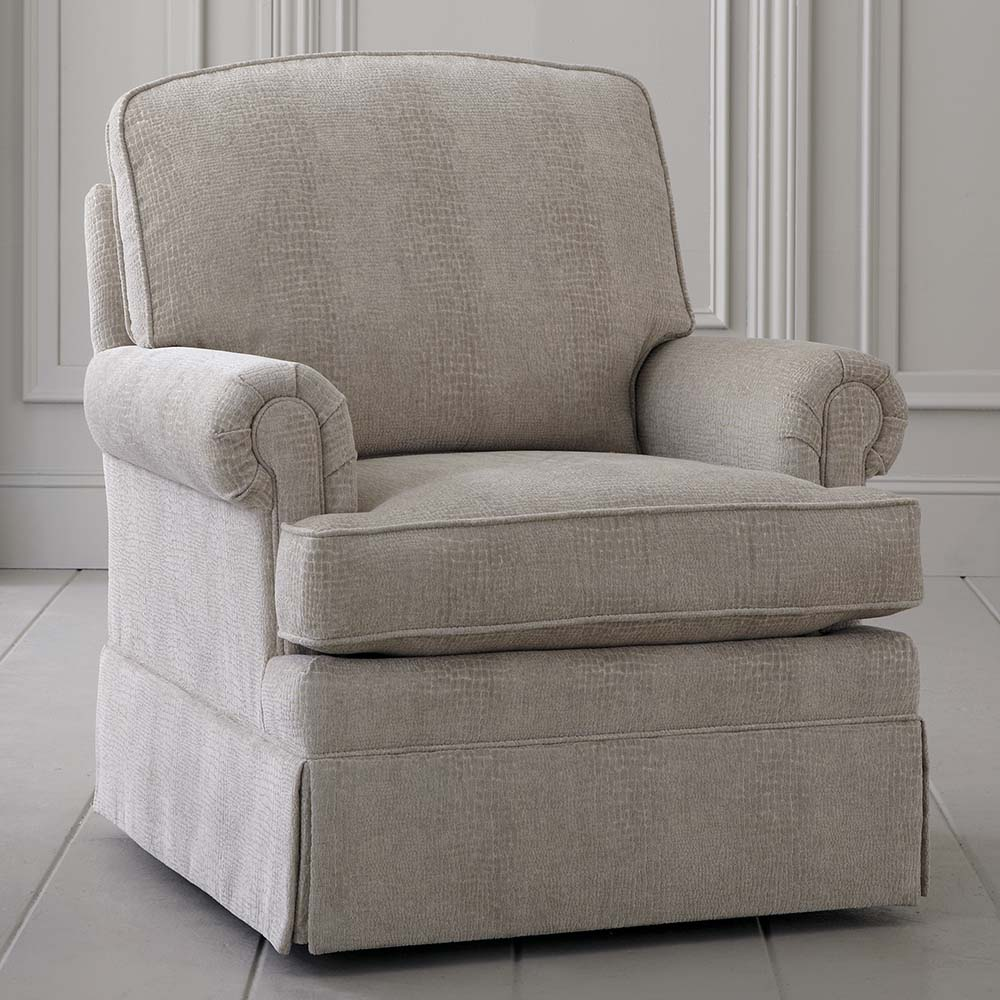 Image of: cute swivel rocking chair ideas