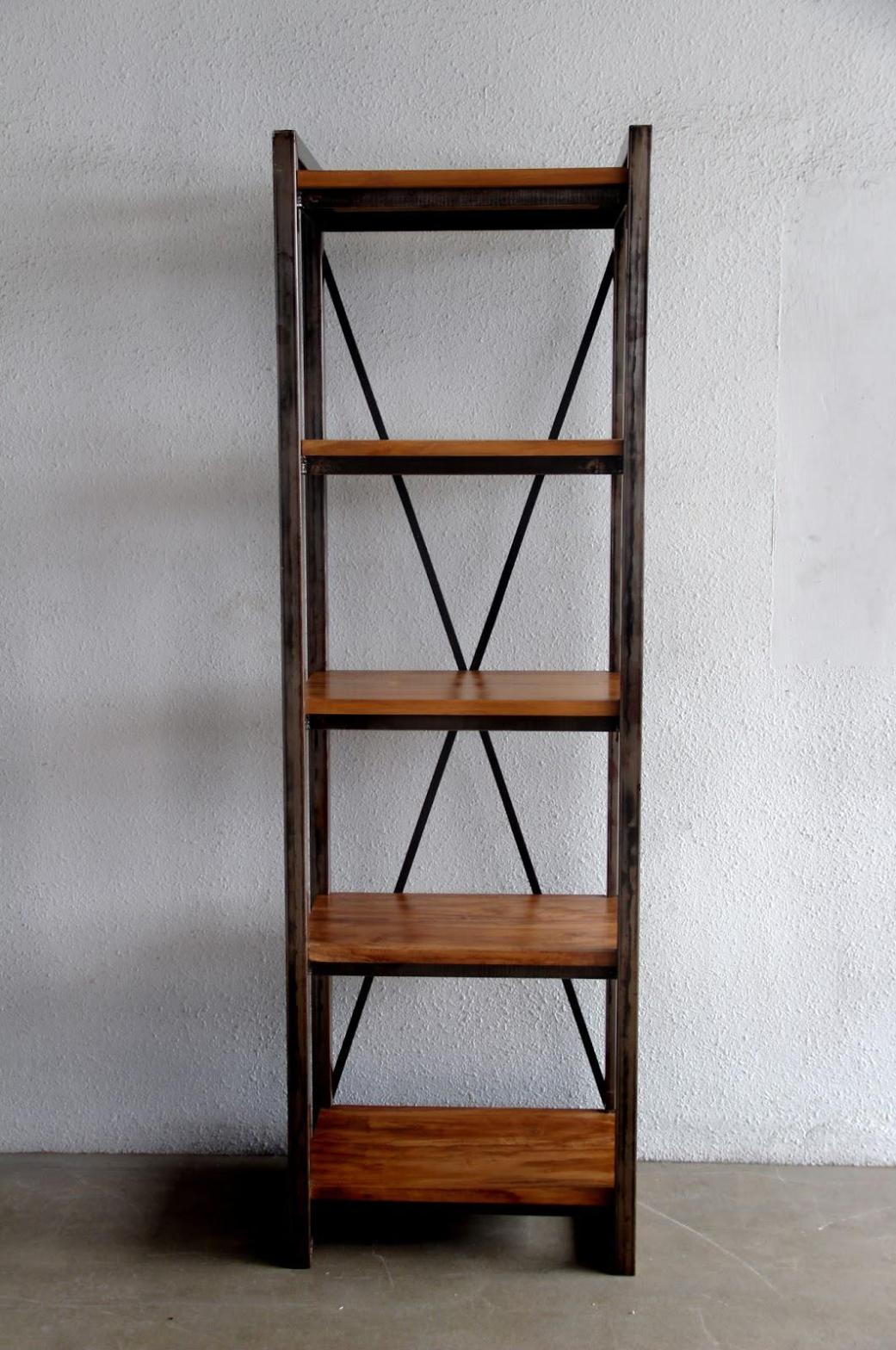 Image of: Tall Narrow Bookcase Ikea