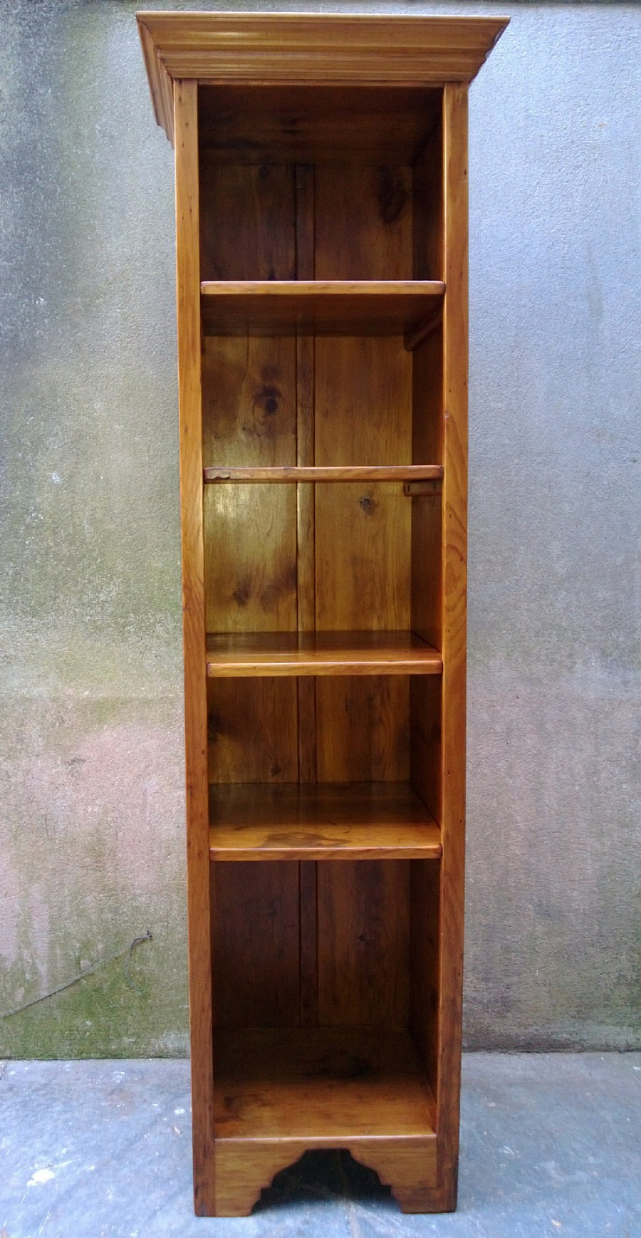 Image of: Tall Pine Bookcase