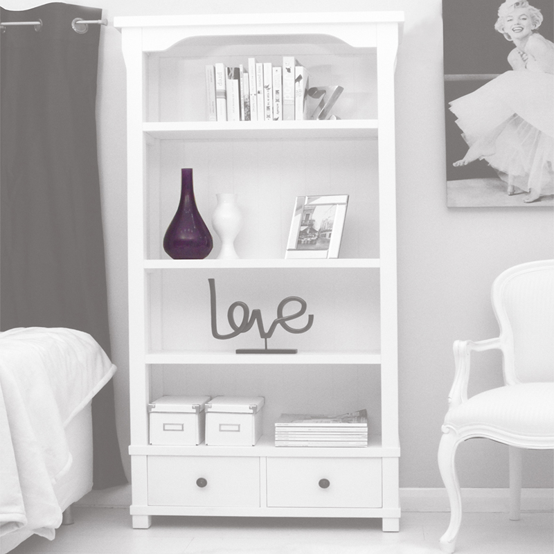 Tall White Bookcase Pictures