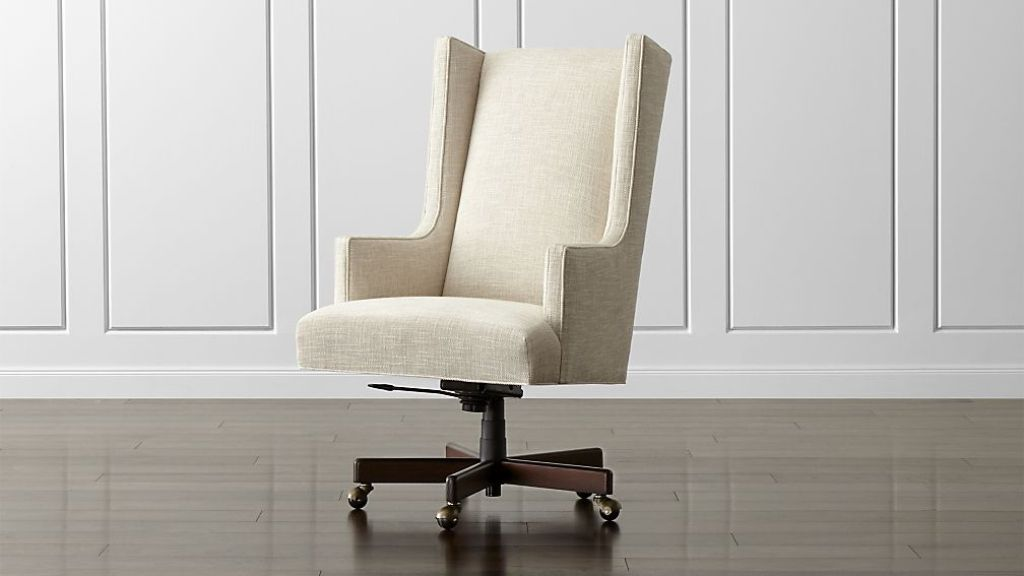 Image of: target upholstered office chair