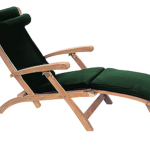 Teak Lounge Chair Picture
