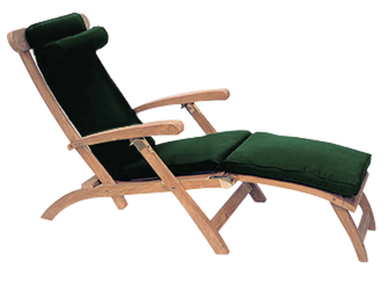 Image of: Teak Lounge Chair Picture