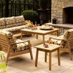 Teak Outdoor Furniture Cushions