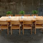 Teak Outdoor Furniture Sets
