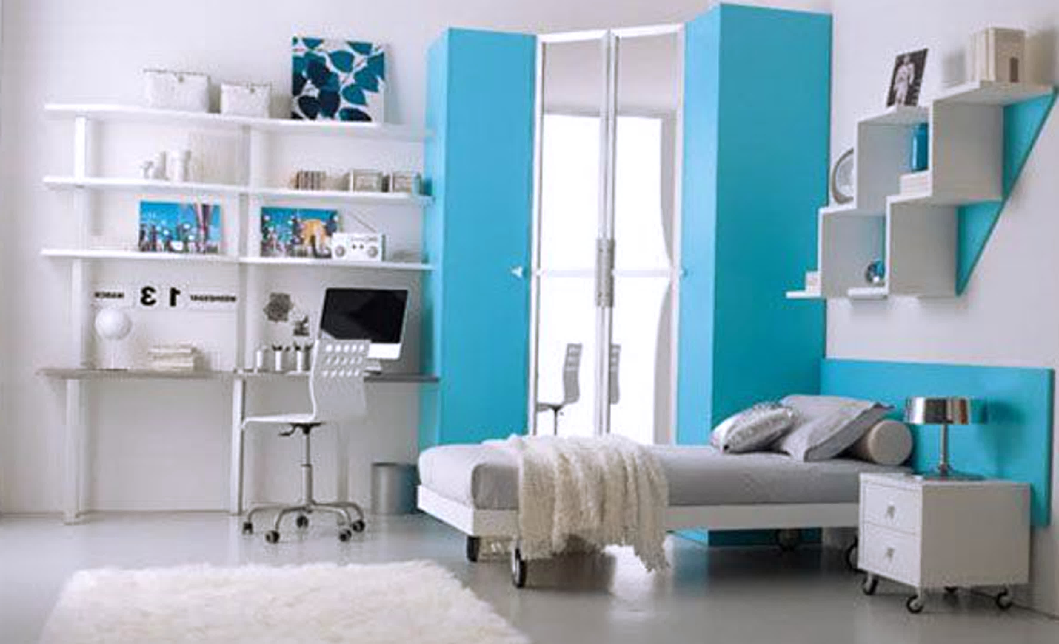Image of: Teenage Bedroom Ideas With Daybed
