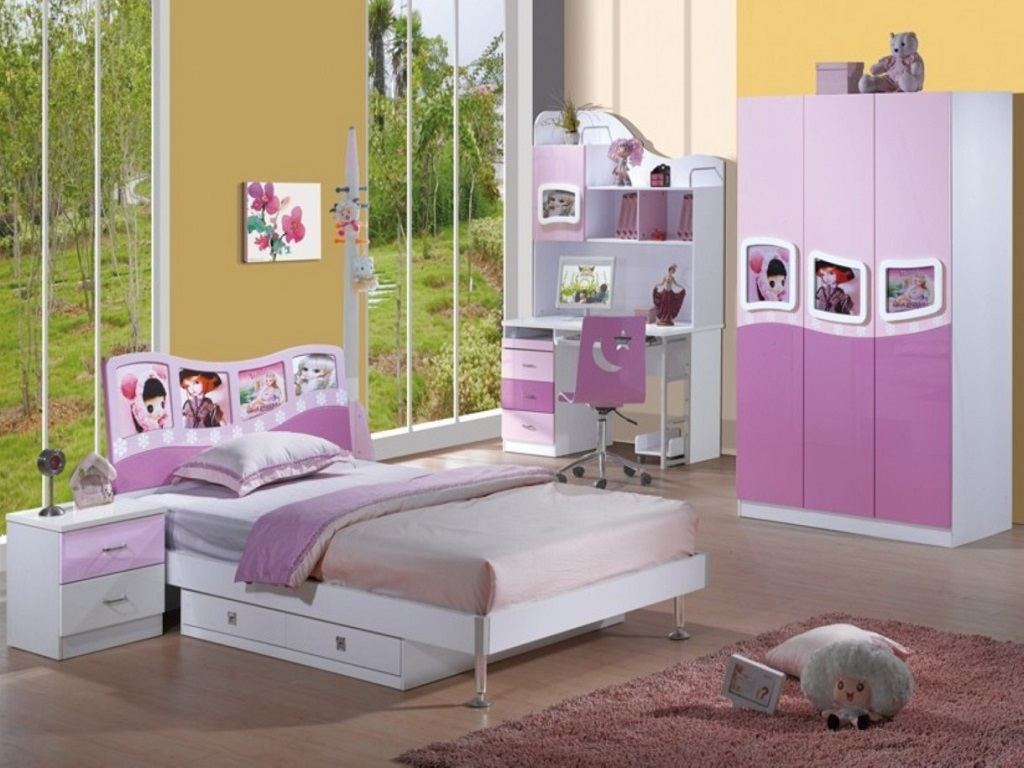 Teenage Childrens Bedroom Furniture