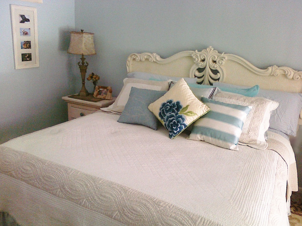 Image of: Throw Pillows For Bed Ideas