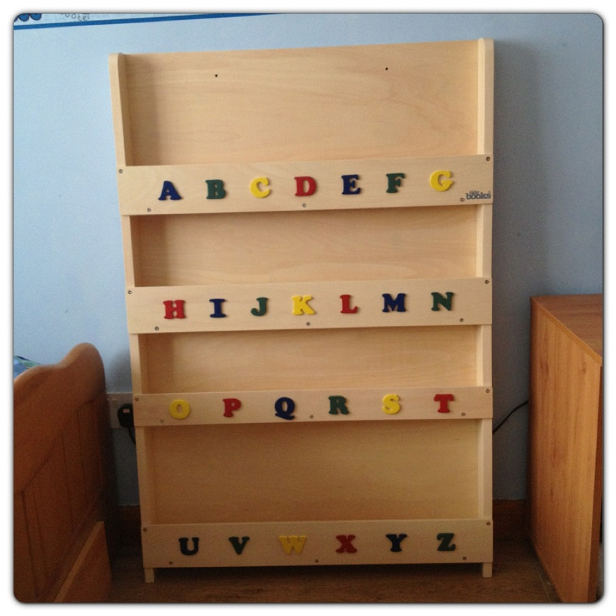 Tidy Childrens Bookcase