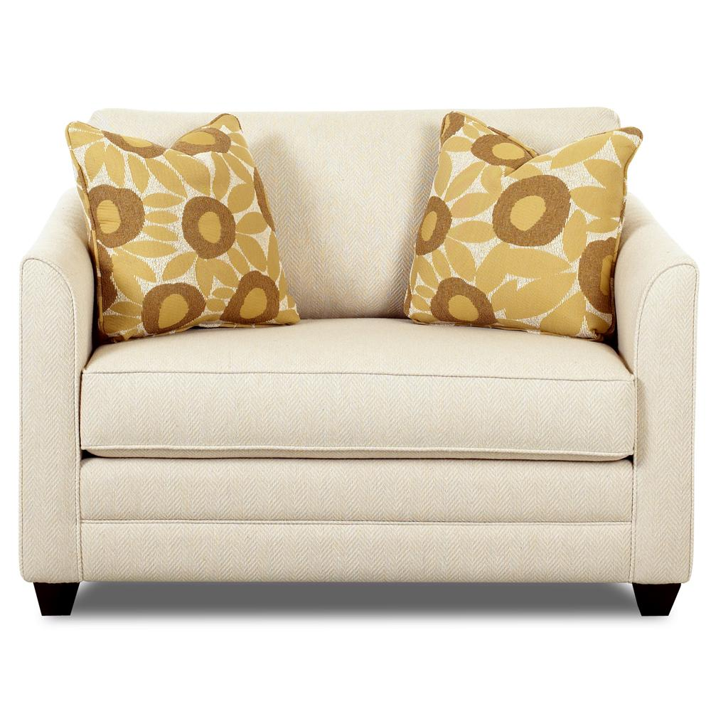 Image of: Tilly Twin Sleeper Sofa Chair