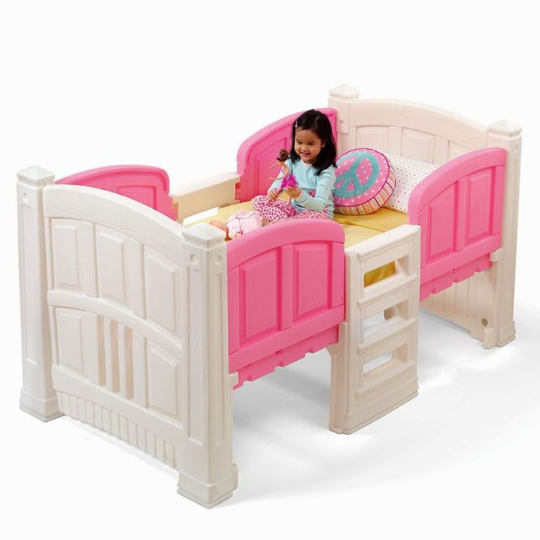 Image of: Toddler Twin Bed Diy