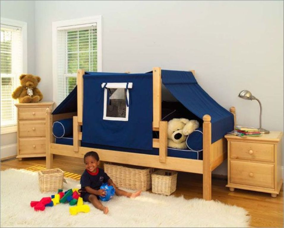 Image of: Toddler Twin Bed Sets