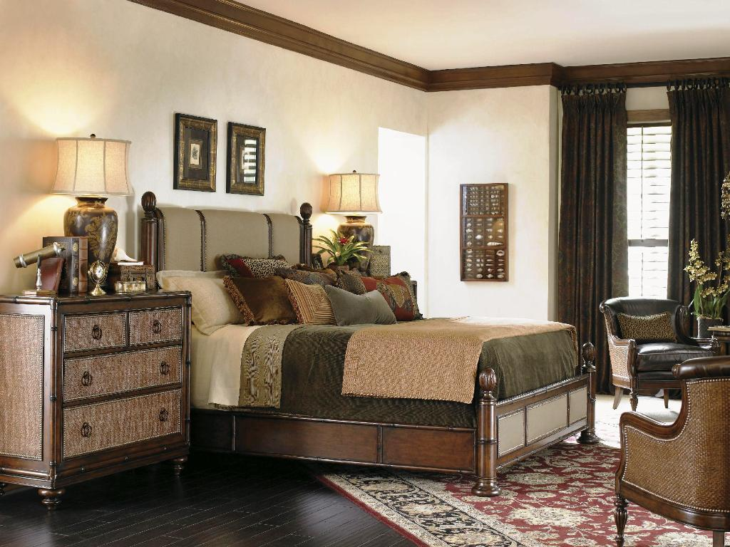 Image of: Tommy Bahama Bedroom Furniture Reviews