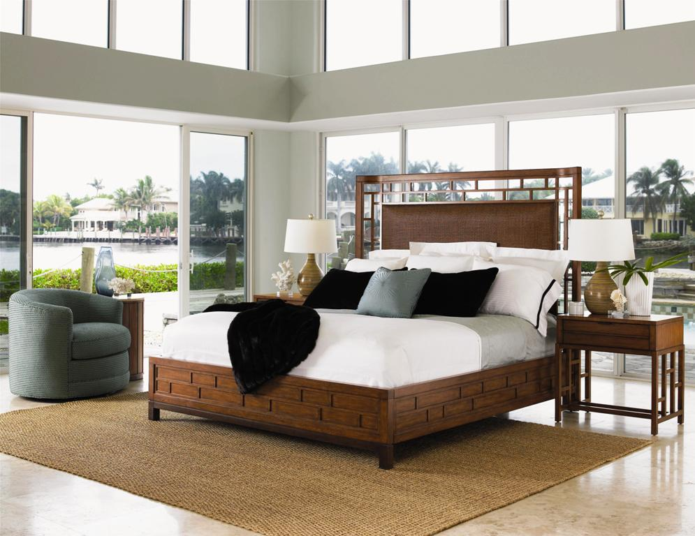 Image of: Tommy Bahama Bedroom Furniture Used