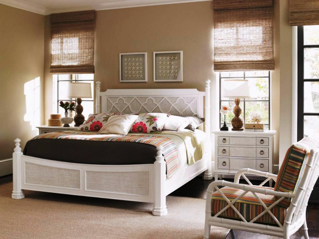 Image of: Tommy Bahama Bedroom Furniture