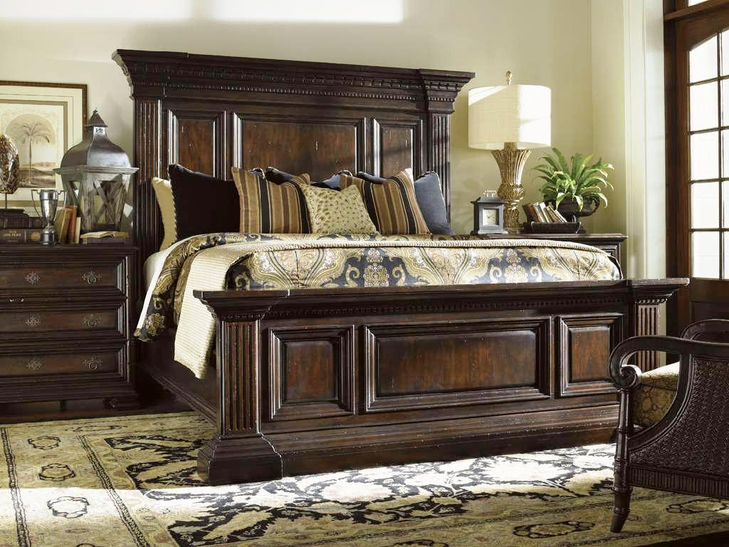 Image of: Tommy Bahama Style Bedroom Furniture