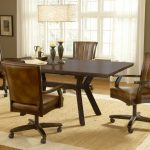 Top Dining Room Chairs With Casters