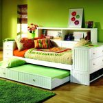 Top Kids Bed With Trundle