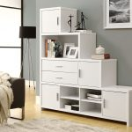 Top L Shaped Bookcase