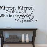 Top Mirror Mirror On The Wall Quote