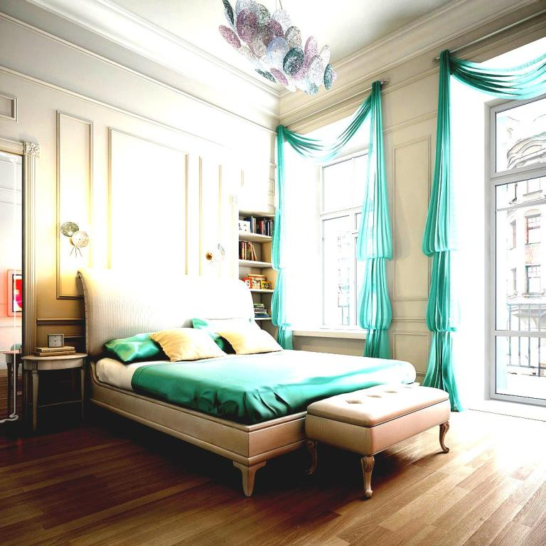 Top Modern Bedroom Curtain Ideas