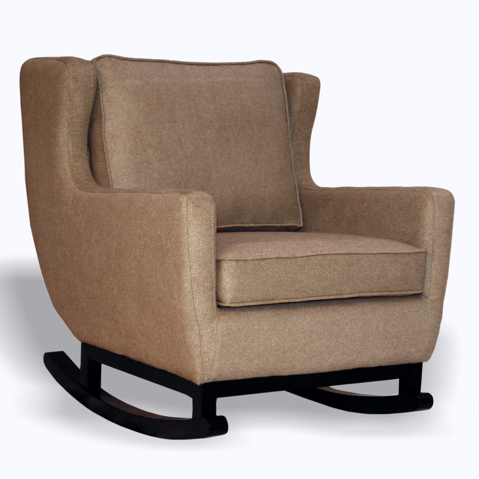 Image of: Top Oversized Rocking Chair