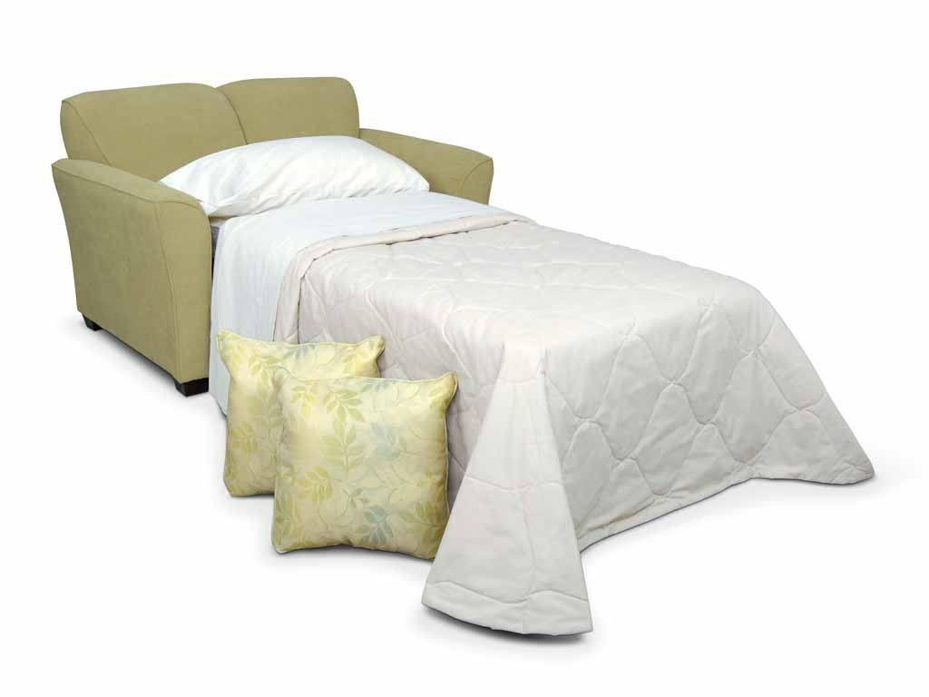 Image of: Top Twin Sleeper Chair Bed