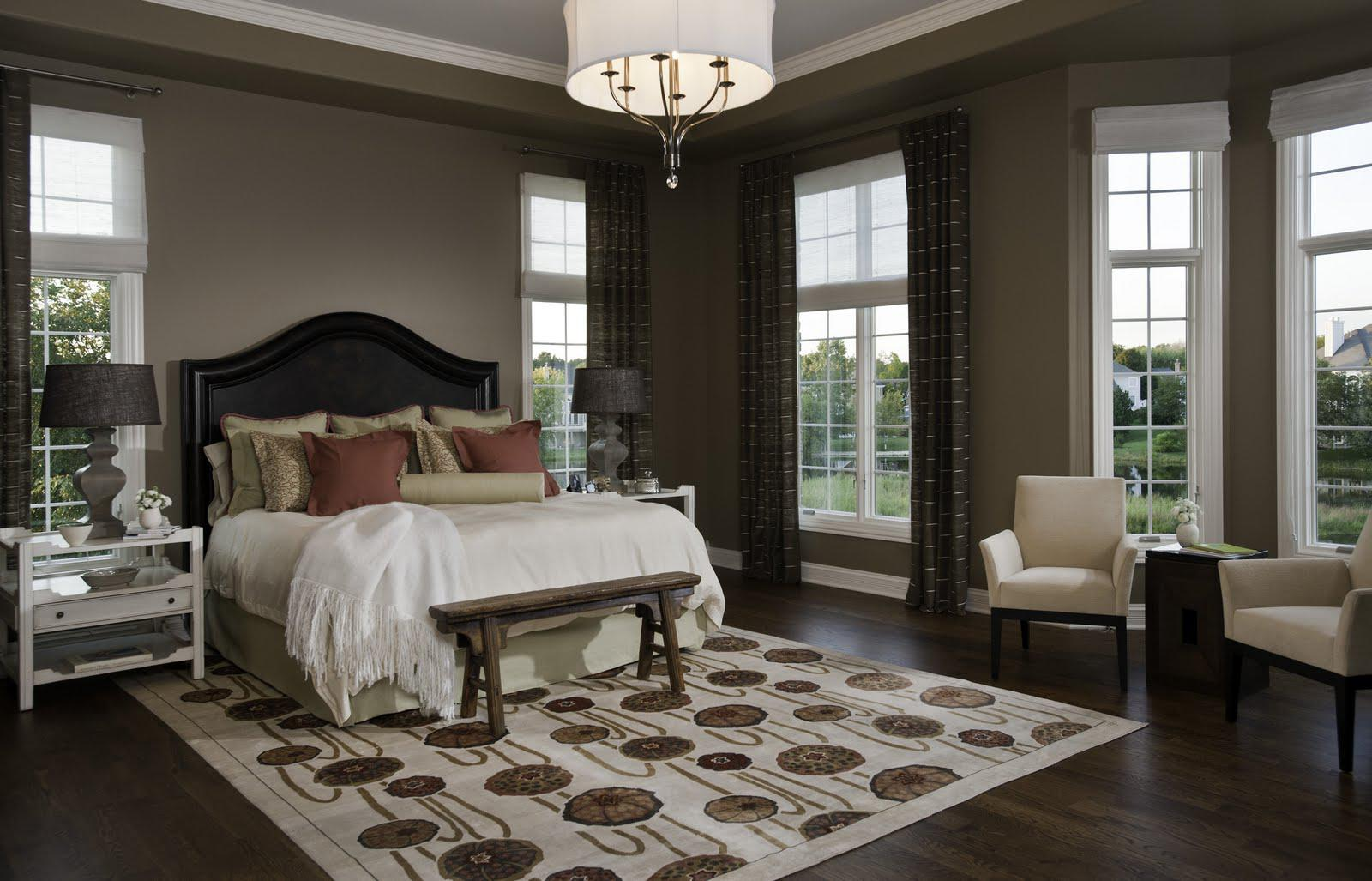 Image of: Top Window Treatment Ideas for Bedroom