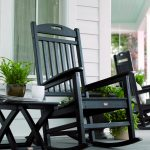 Traditional Porch Rocking Chair