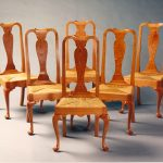 Popular Traditional Queen Anne Dining Chairs