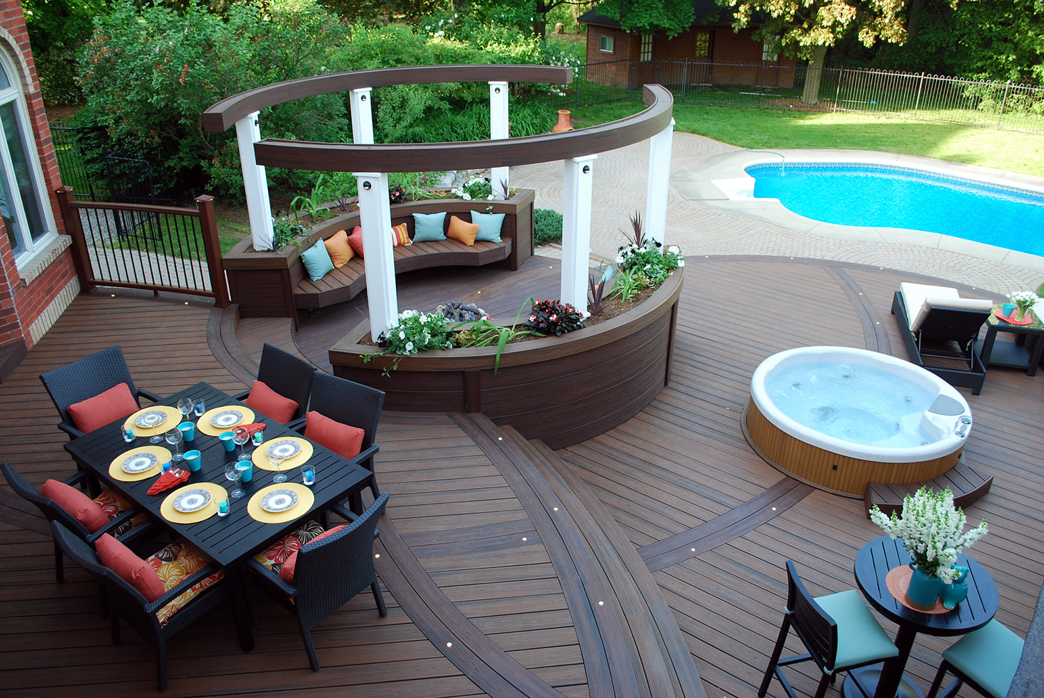Image of: Trex Decking Cleaner