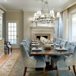 tufted dining chair for small table