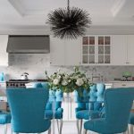 tufted dining chairs ideas