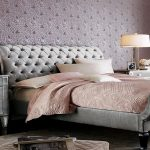 Tufted Headboards and Wall Art