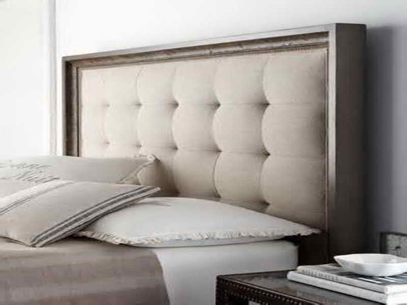 Image of: Tufted Headboards for King Size Beds Design