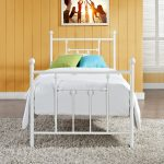 Twin Bed Frame Basic