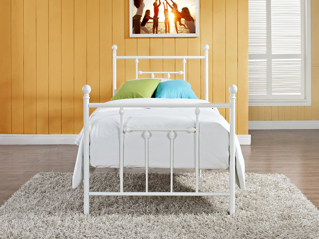 Image of: Twin Bed Frame Basic