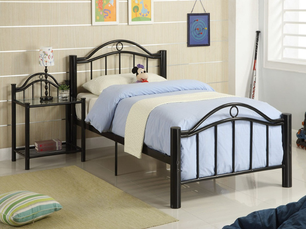 Image of: Twin Bed Frames Ashley Furniture