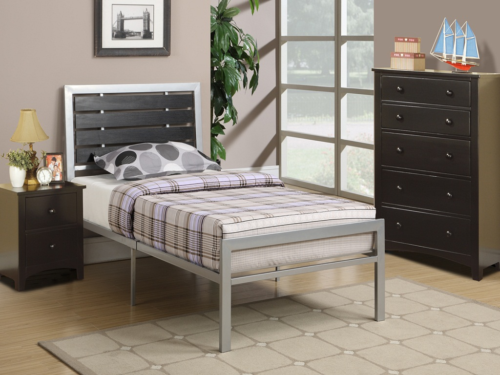 Image of: Twin Bed Frames Ikea