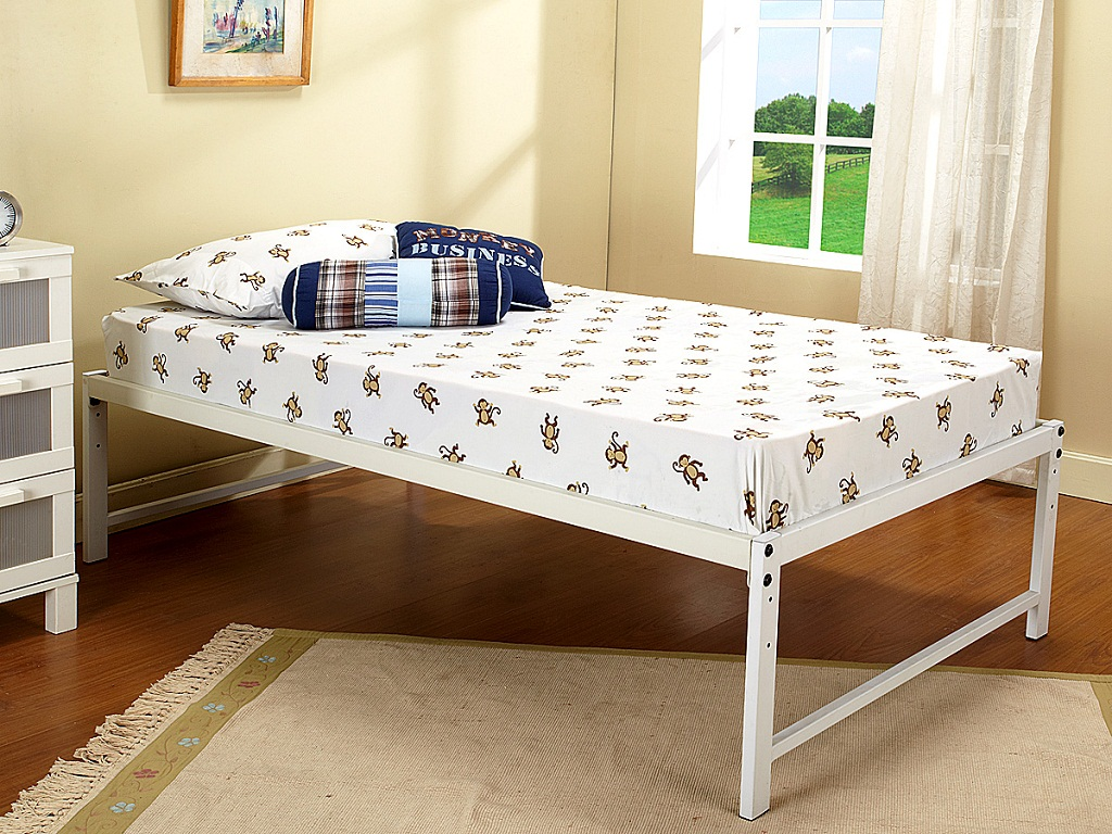 Image of: Twin Bed Frames Target