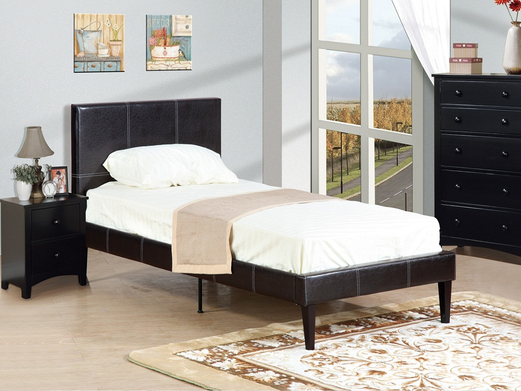 Image of: Twin Bed Frames and Headboards