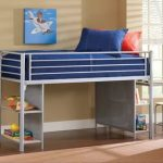 Twin Loft Bed With Desk Amazon