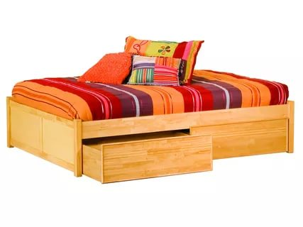 Image of: Twin Platform Bed Frame Cheap