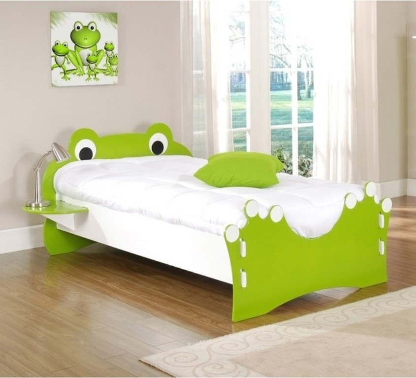 Image of: Twin Toddler Beds Uk