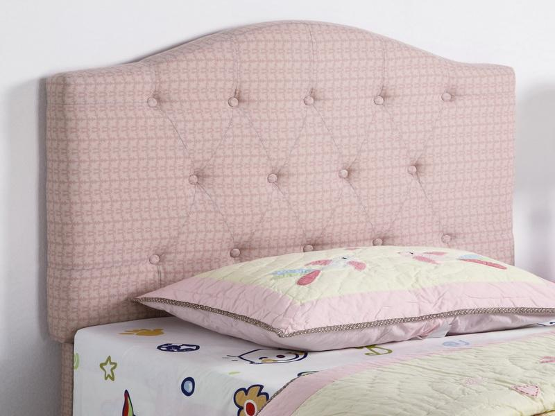 Image of: Twin Upholstered Headboard Smooth Ideas