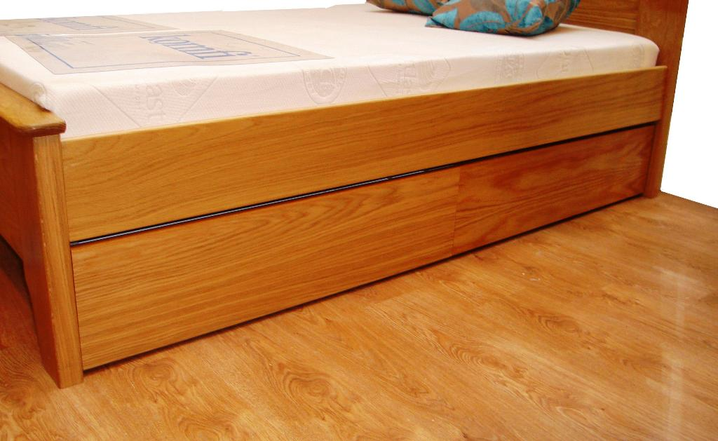 Image of: Underbed Storage With Wheels
